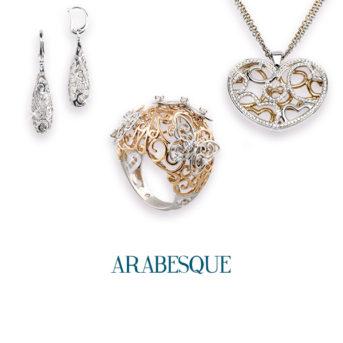 discover arabesque